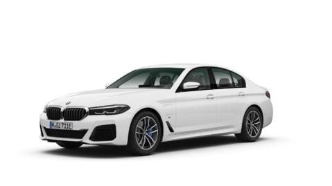 BMW 5 Series 530e M Sport Saloon AUTO 1