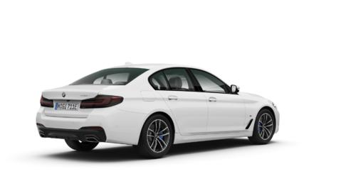 BMW 5 Series 530e M Sport Saloon AUTO 2