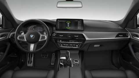 BMW 5 Series 520i M Sport Saloon AUTO 3
