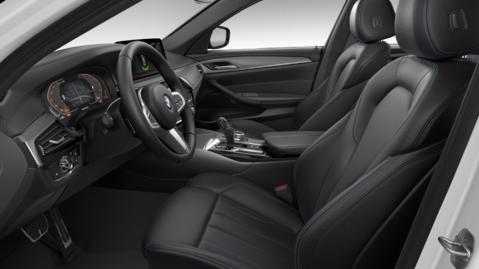 BMW 5 Series 520i M Sport Saloon AUTO 4