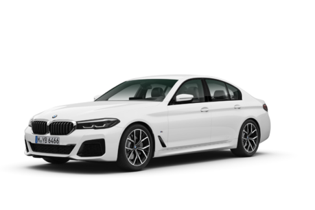 BMW 5 Series 520i M Sport Saloon AUTO 1