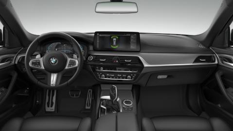 BMW 5 Series 530e M Sport Touring Auto 3