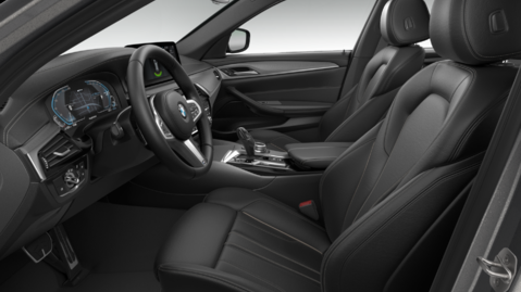 BMW 5 Series 530e M Sport Touring Auto 4