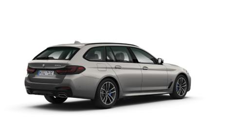 BMW 5 Series 530e M Sport Touring Auto 2