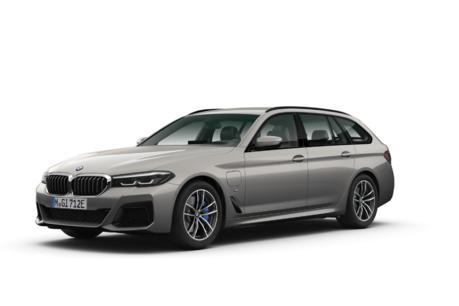 BMW 5 Series 530e M Sport Touring Auto 1