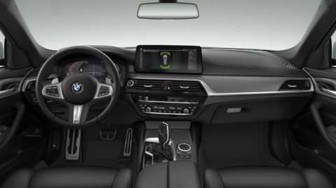 BMW 5 Series 520i M Sport Touring AUTO 3