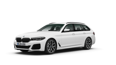 BMW 5 Series 520i M Sport Touring AUTO 1