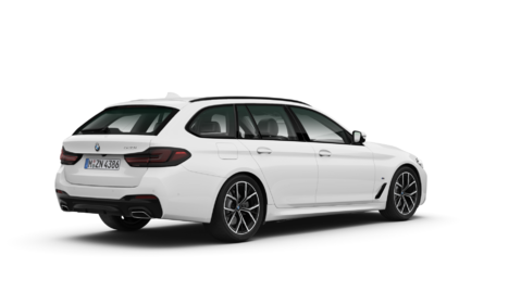 BMW 5 Series 520i M Sport Touring AUTO 2