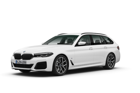 BMW 5 Series 520i M Sport Touring AUTO 1