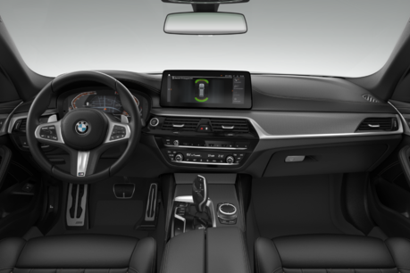 BMW 5 Series 520i M Sport Touring AUTO 2