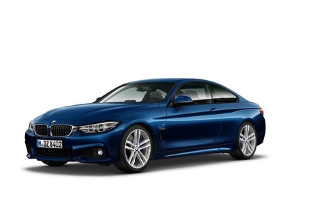 BMW 4 Series 420d xDrive M Sport Coupe