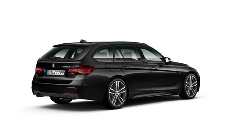 BMW 3 Series 320d M Sport Shadow Edition Touring 2