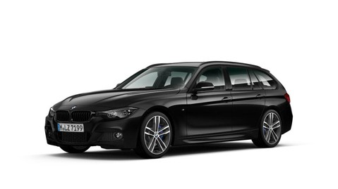 BMW 3 Series 320d M Sport Shadow Edition Touring 1