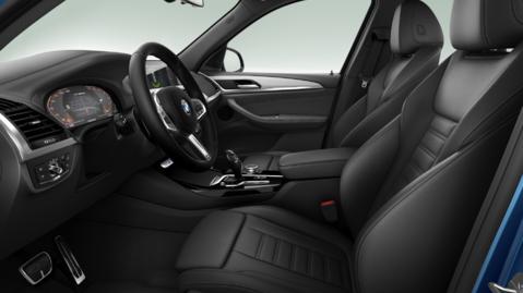 BMW X3 M40i Auto 4