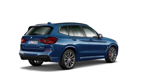 BMW X3 M40i Auto 2