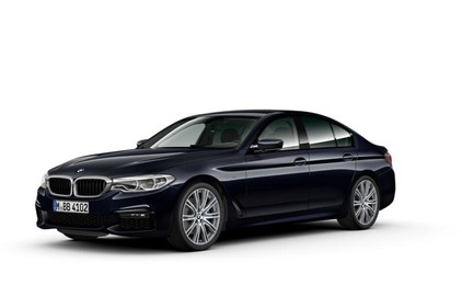 BMW 5 Series 540i xDrive M Sport Saloon