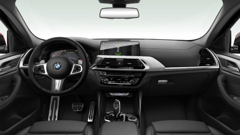BMW X4 M40d 3