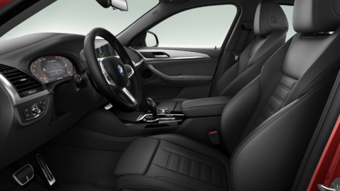 BMW X4 M40d 4