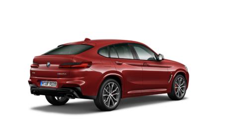 BMW X4 M40d 2