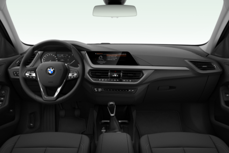 BMW 1 Series 118i SE Sports Hatch 5-door Manual 2
