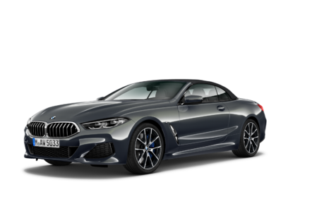 BMW 8 Series 840i Convertible AUTO