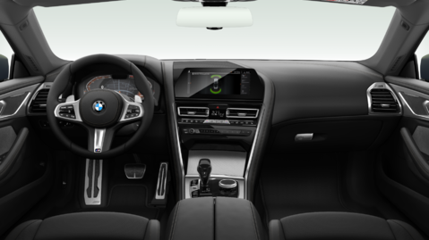 BMW 8 Series 840i Convertible AUTO 3