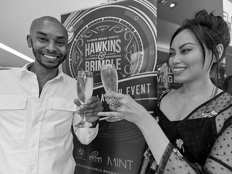 Hawkins & Brimble Event 2