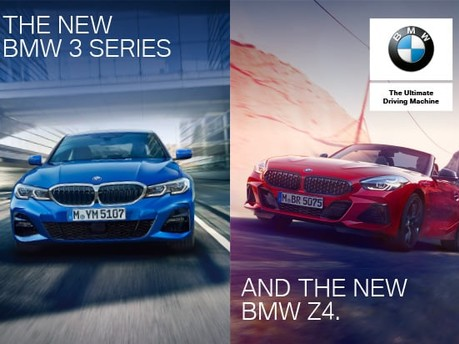 The New BMW 3 Series and the New Z4