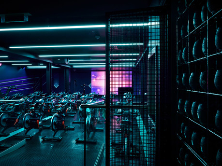 Virgin Active Gym Mayfair 2