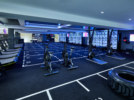 Virgin Active Gym Mayfair 5