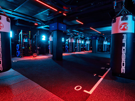 Virgin Active Gym Mayfair 9