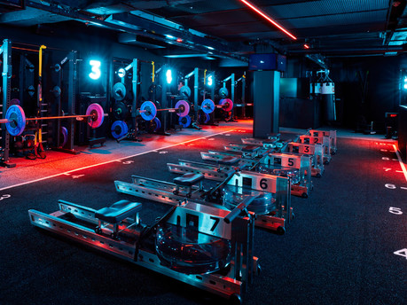Virgin Active Gym Mayfair 10