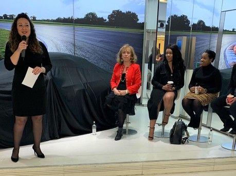 BMW Park Lane celebrates International Women's Day