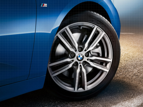 BMW Tyre Insurance