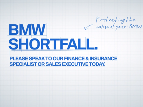 BMW Shortfall Insurance