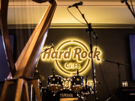 Hard Rock Cafe Oxford Street