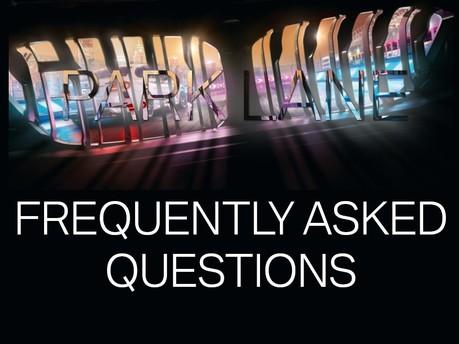 Park Lane Rewards - FAQs