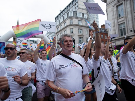 Pride In London 2