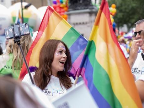 Pride In London 13