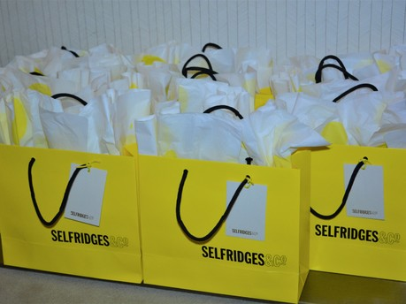 Christmas Come Early With Selfridges London
