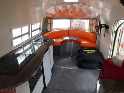 Airstream Silver Streak Clipper 2