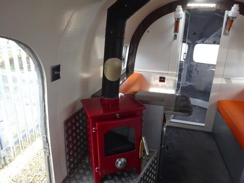 Airstream Silver Streak Clipper 15