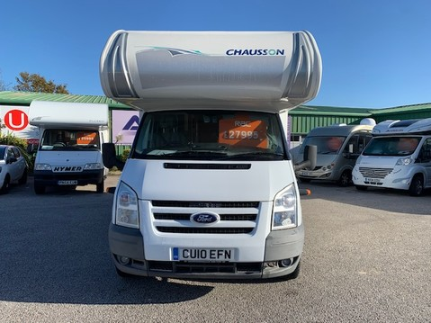 Chausson Welcome 628EB 10