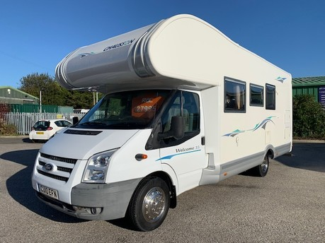 Chausson Welcome 628EB