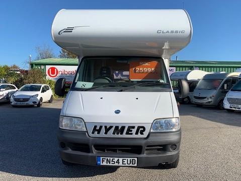 Hymer Classic 5