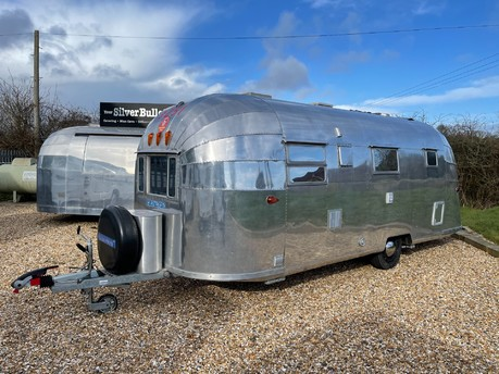 Airstream Flying Cloud 1950s