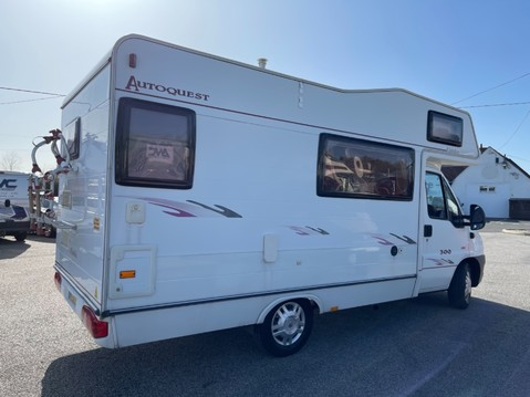 Elddis Autoquest 300 5 Berth 3