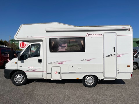Elddis Autoquest 300 5 Berth 4