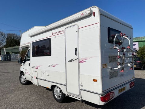 Elddis Autoquest 300 5 Berth 6