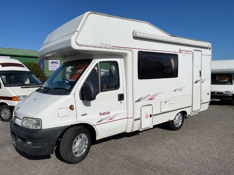 Elddis Autoquest 300 5 Berth